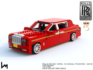"Rolls Royce Phantom ""Hotel 13 Edition"""