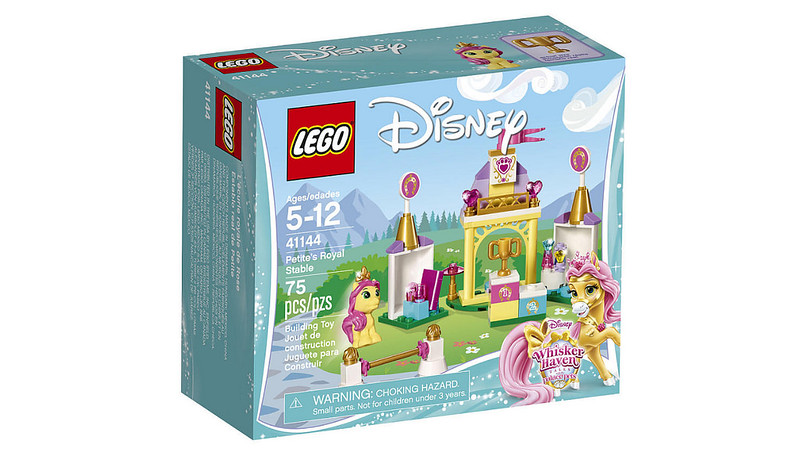 LEGO Disney 2017 - Petite's Royal Stable (41144)