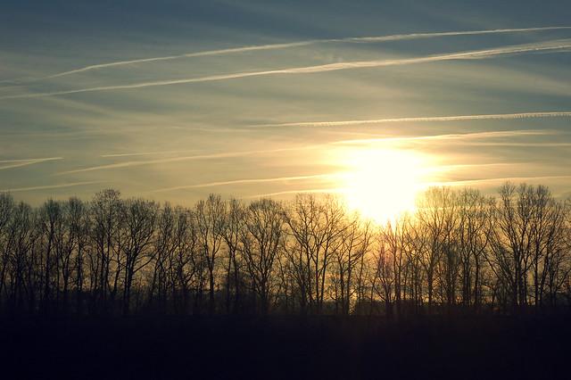 ciel Décembre