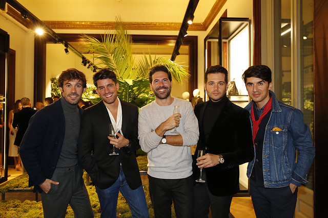 Massimo Dutti_Manu Ordovás, Alberto Ortiz Rey, Miguel Carrizo, Federico Rodríguez, José Luis Díez