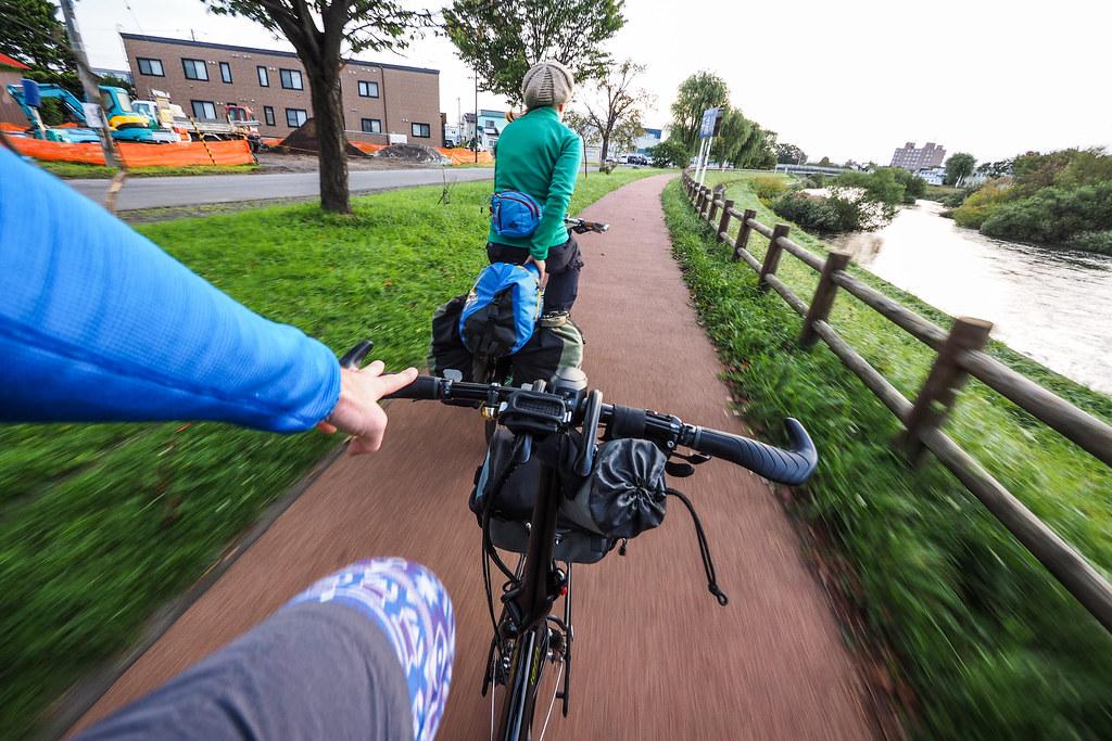 Southern Hokkaido Cycle Tour Day 1
