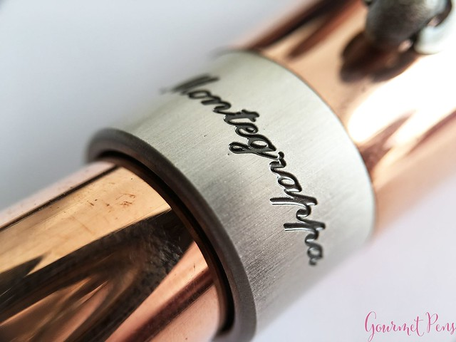 Review Montegrappa Fortuna Copper Mule Fountain Pen @PenChalet @Montegrappa 1912 13