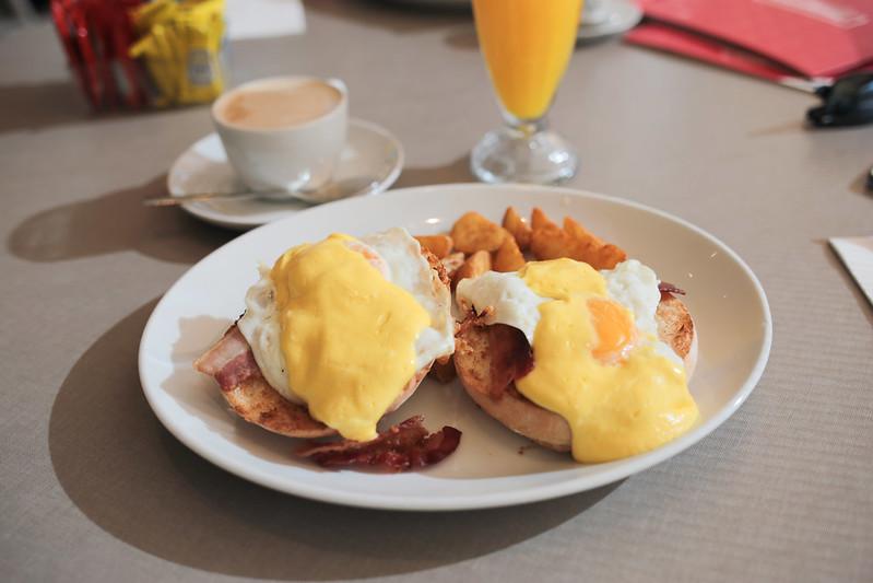 desayunando en vips