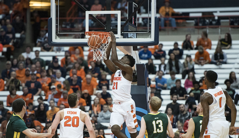 SU Basketball: Syracuse vs LeMoyne