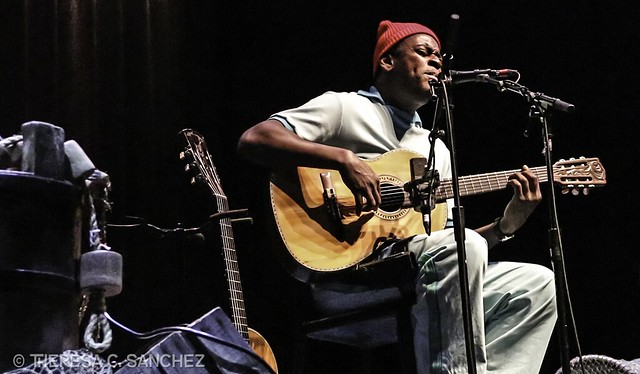 Seu Jorge at The Howard Theatre, Washington, D.C., 11/8/16