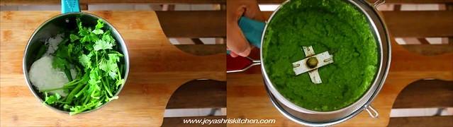 coriander pulao recipe 1