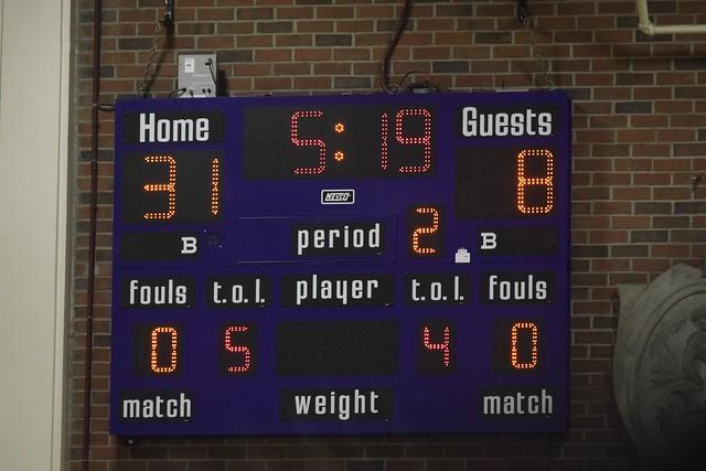 Girls basketball: MVHS vs. Mt. Pleasant