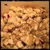#Cavatelli #RomanescoCauliflower #Chicken #homemade #CucinaDelloZio - cook the chicken