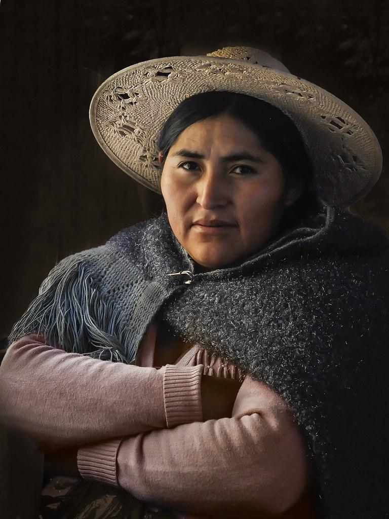 RE08 RE08 Martha (Bolivia) - Potosí - Tomada en Potosí - Bolivia el 311213