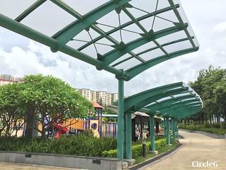 CIRCLEG 香港 遊記 美孚 嶺南之風 荔枝角公園  (17)