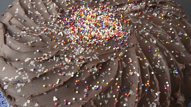 Fudge Cake 24