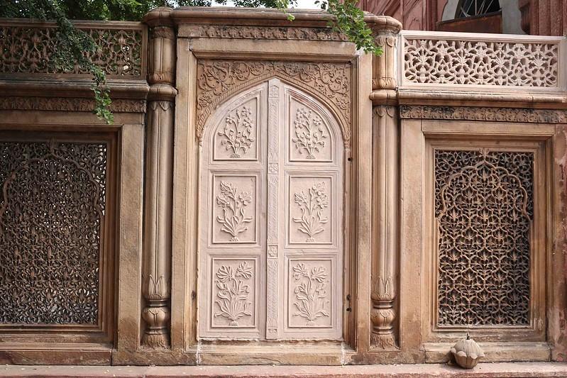 City Monument - Anglo-Arabic School, Near New Delhi Railway Station