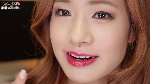 Skinfood Vita Glow Tint Lip Oil Kim Dao