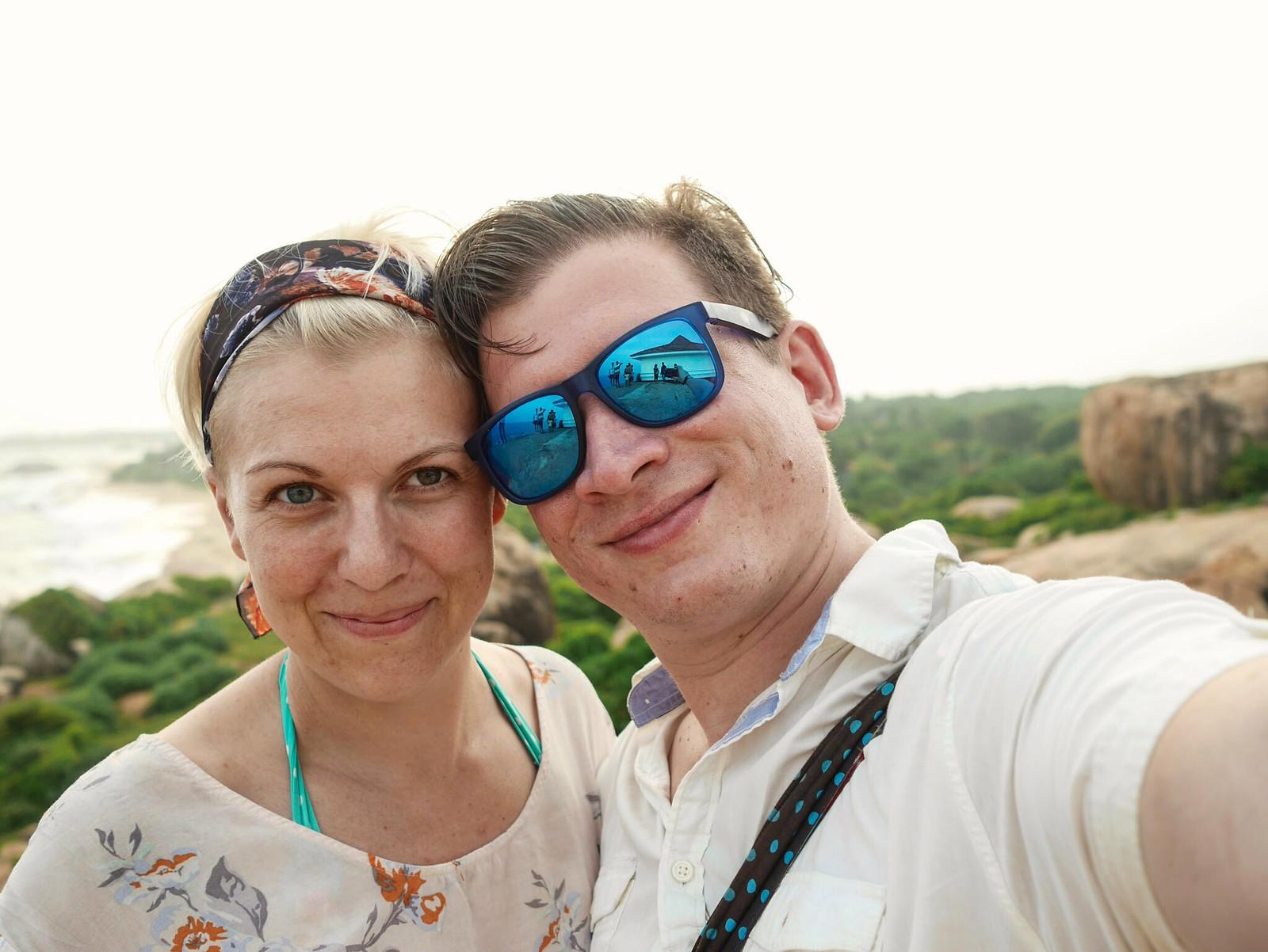 Selfie (Kirinda, Sri Lanka)
