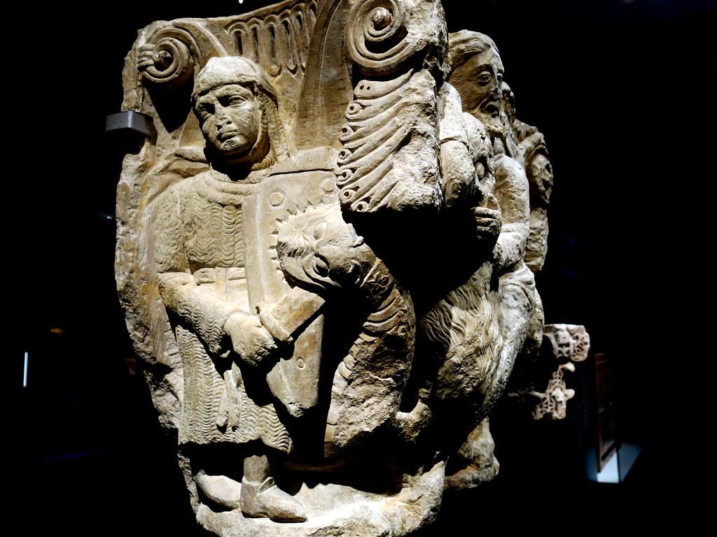 Capitel románico