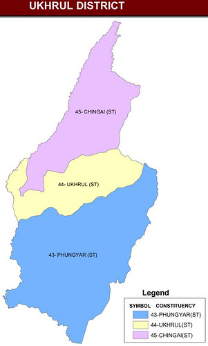 Ukhrul district Manipur Election 2017