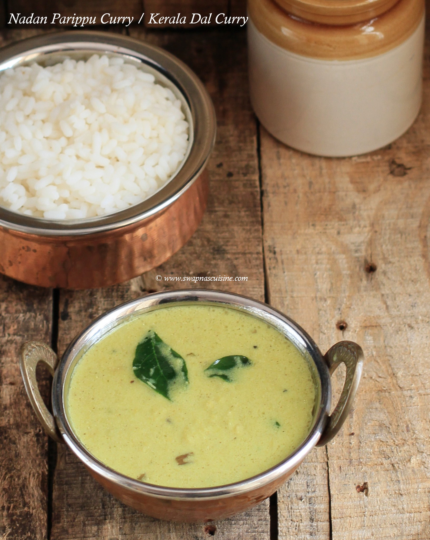 Kerala Dal Curry