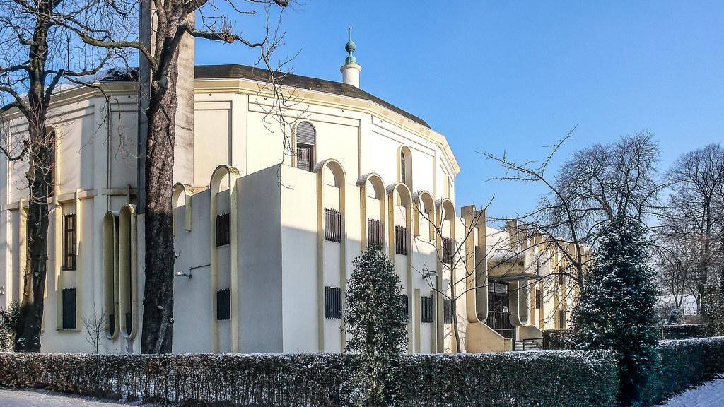 Great Mosque of Brussels [Cinquantenaire Park]-123746