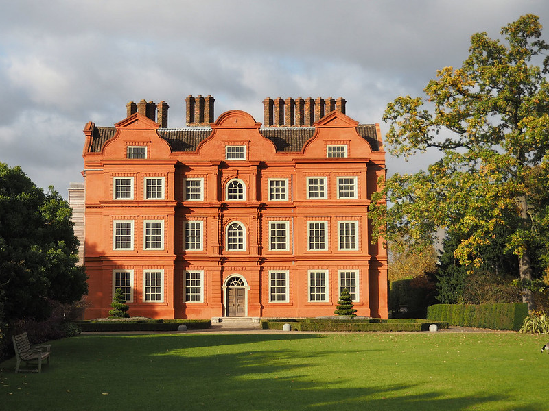 Kew Palace at Kew Gardens, London