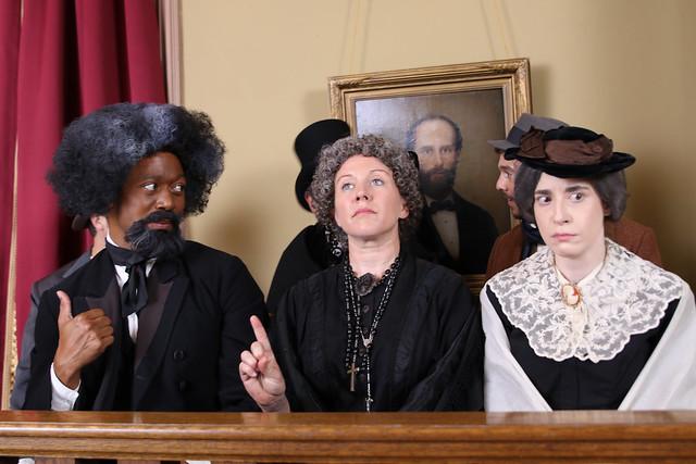 Frederick, Elizabeth, & Susan