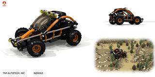 Ariel Nomad - Dune Racer