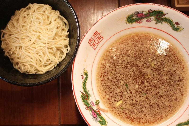 道樂屋台-士林美食-日本人在台灣的手推車拉麵 (15)