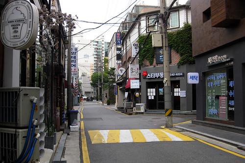 Empty Chuseok