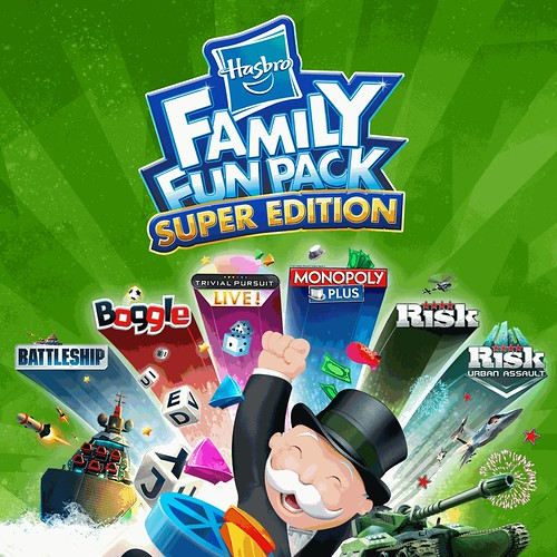 Hasbro Family Fun Pack – Super Edition