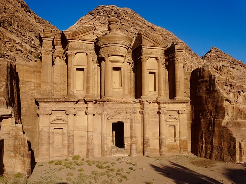 A'Deir, the Monastery