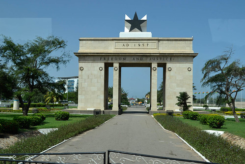 Immagini festa dei colori 2013 - Ghana