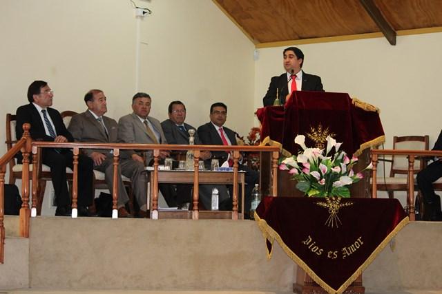 Pastorado Sector 15 en IMPCH Hualpén