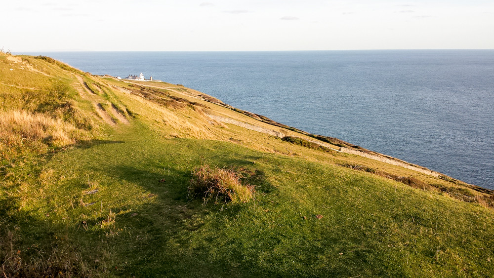 Hiking the Jurassic Coast - Worth Matravers to Swanage - The World in My Pocket 6