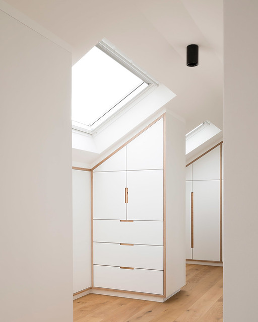 Victorian loft architecture by A Small Studio. Sundeno_08