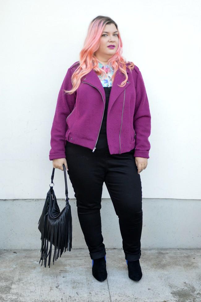 Outfit plus size salopette  (11)