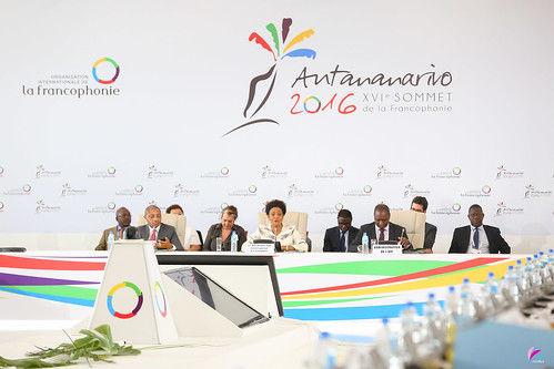 Conseil permanent de la Francophonie