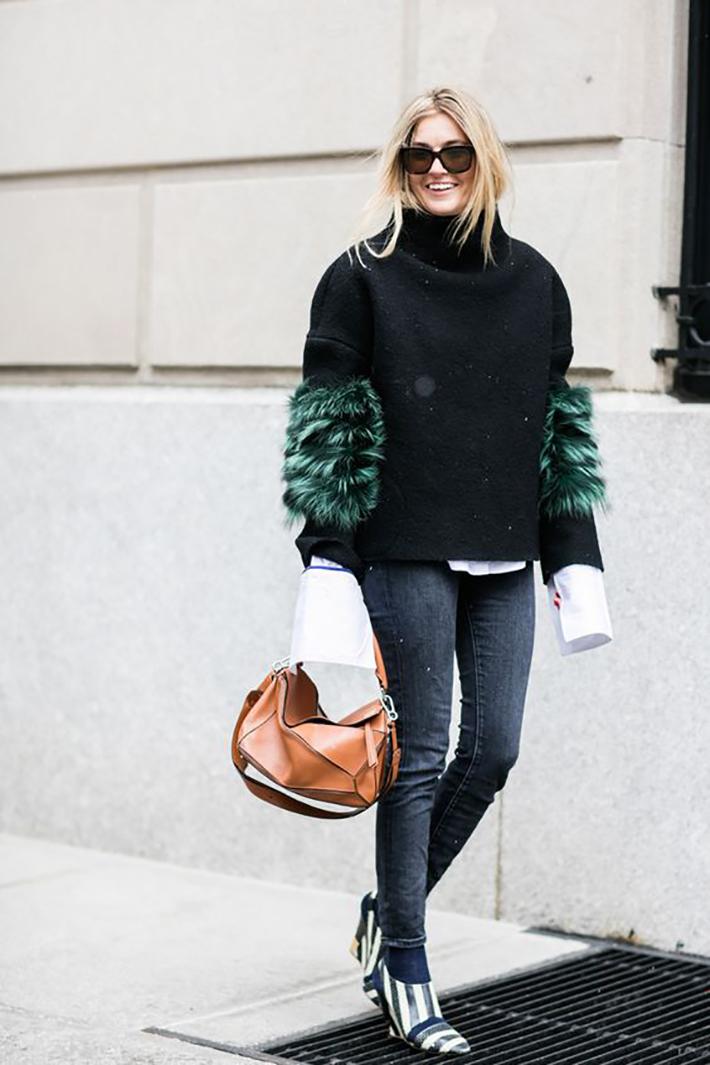 Autumn Inspiration street style fashion outfit style2