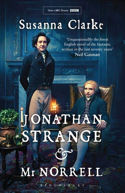 Jonathan Strange & Mr. Norrell - Book Cover 4