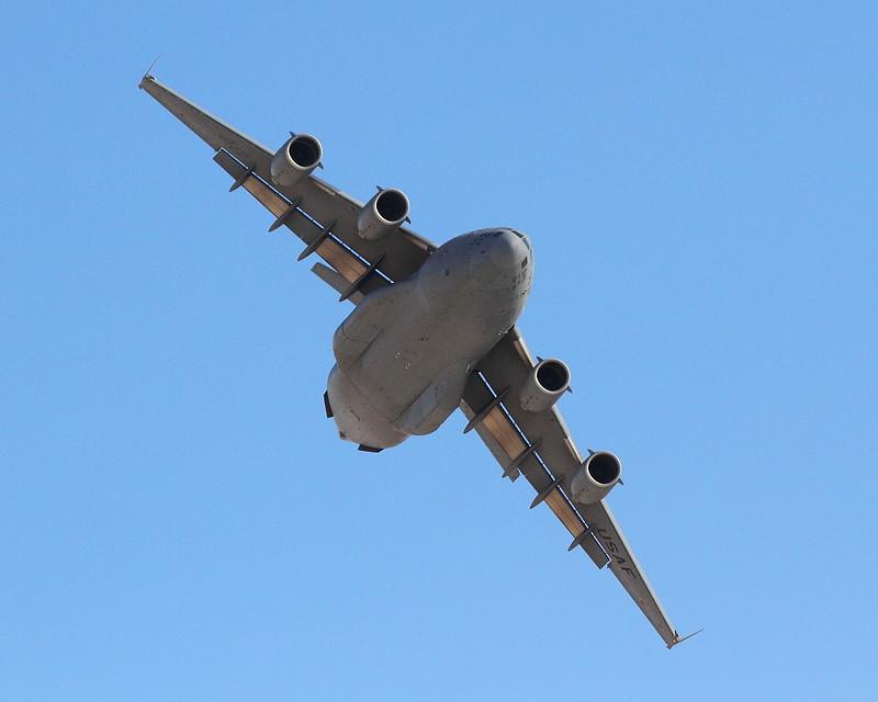 IMG_4566 C-17 Globemaster III, Nellis AFB Airshow