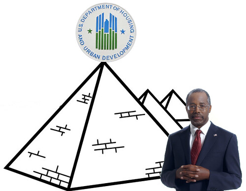 Ben Carson at HUD: Pyramid Scheme?