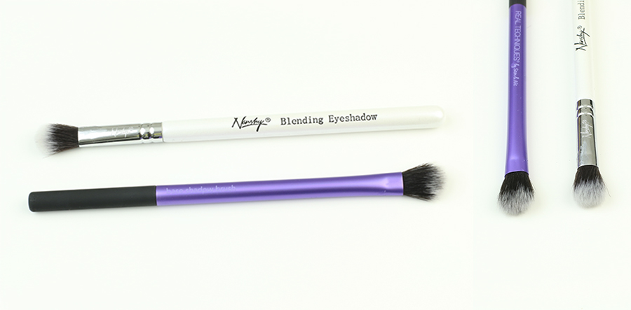 19 blending brushes real techniques nanshy