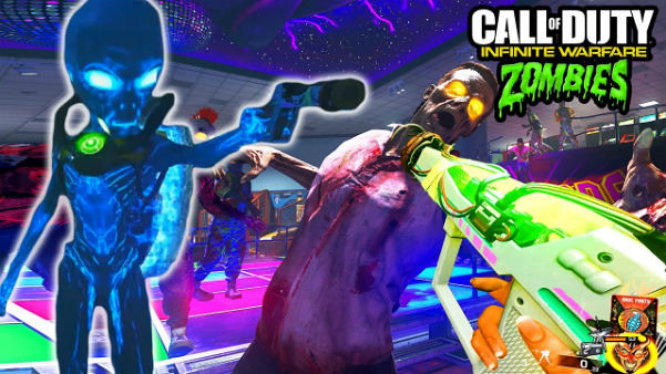Zombies in Spaceland - Easter Egg Guide