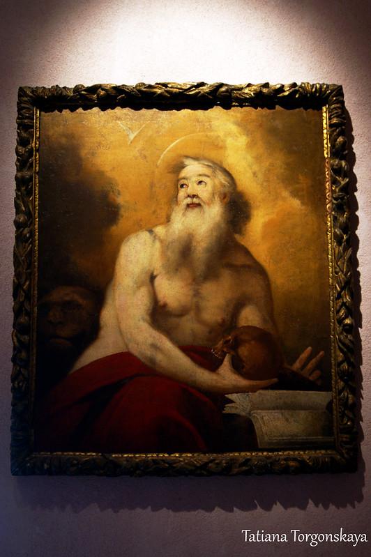 Картина в церковном музее