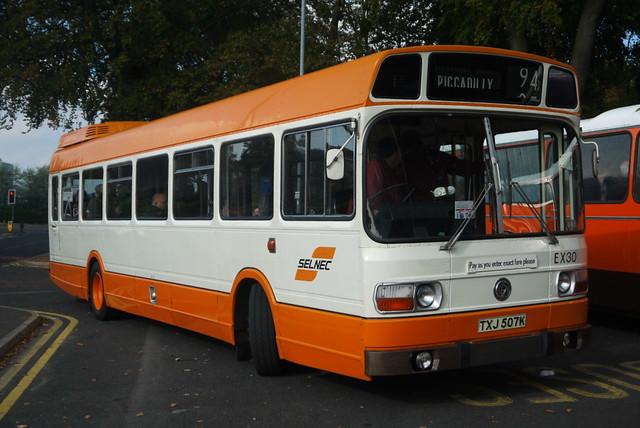 Leyland National EX30, The Woodthorpe