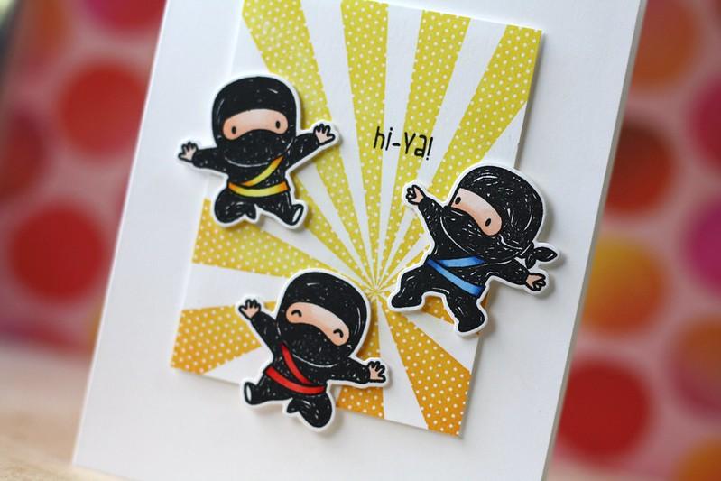 Mama Elephant-Tiny Ninjas
