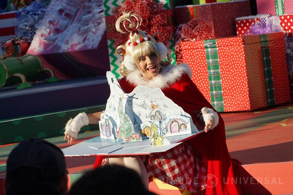 Grinchmas 2016 at Universal Studios Hollywood