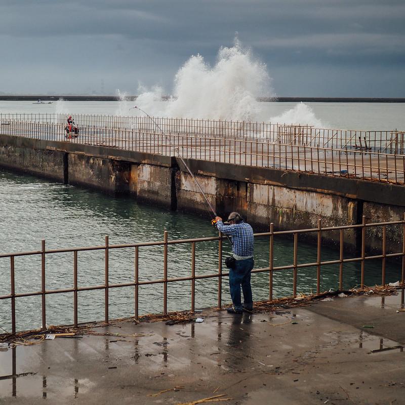 釣魚伯伯|Olympus 25mm f1.2 PRO