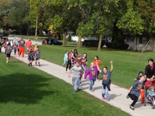 Parkview Walk-a-Thon 2016