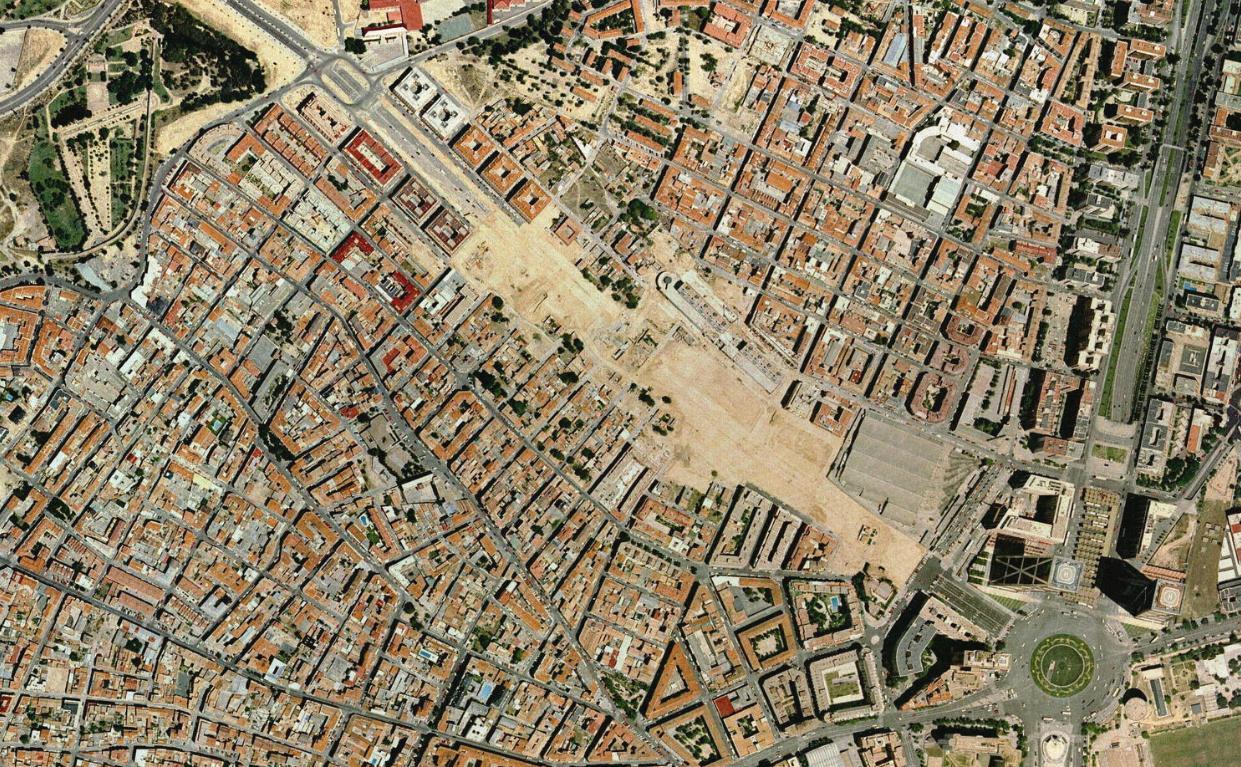 la ventilla, madrid, the farty, antes, urbanismo, planeamiento, urbano, desastre, urbanístico, construcción