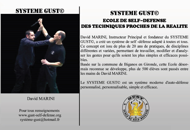 SYSTEME GUST