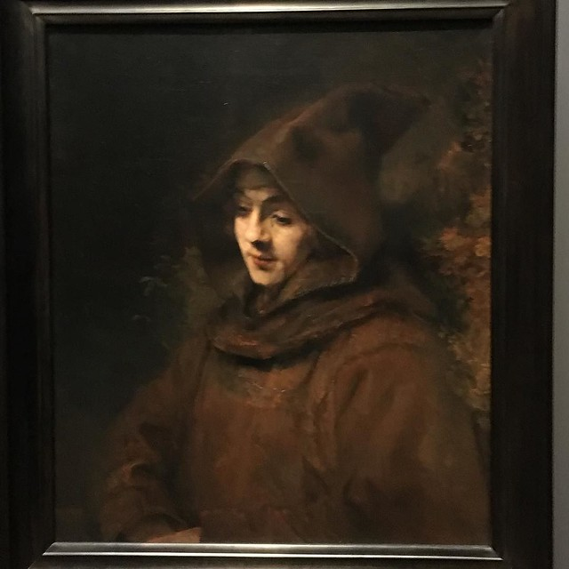 Rembrandt #rijksmuseum